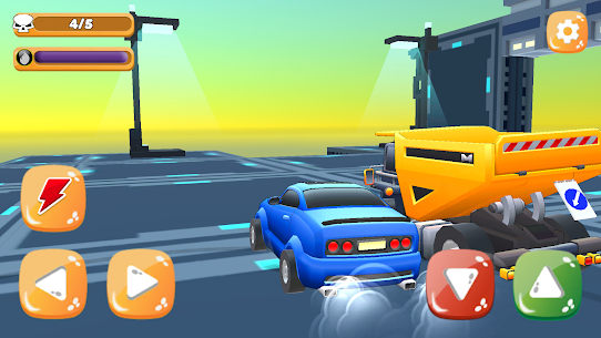 Toy Car Racing APK + MOD (Unlimited Money) 3