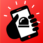 icono Don't touch my phone: Anti-Theft Motion Alarm app