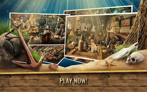 Treasure Island Hidden Object Mystery Game 2.8 Screenshots 14