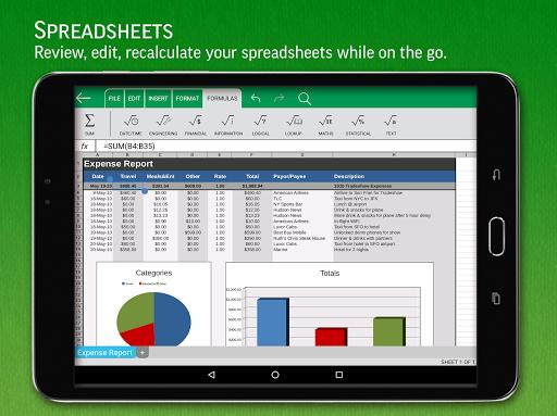 SmartOffice - View & Edit MS Office files & PDFs 3.9.10 Screenshots 13