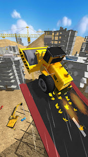 Construction Ramp Jumping - Screenshot 17