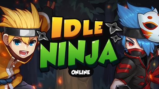 Idle Ninja Online - AFK RPG  screenshots 4