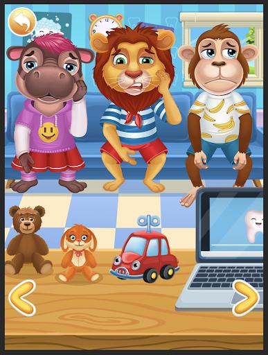 Children's doctor: dentist 1.0.4 screenshots 4