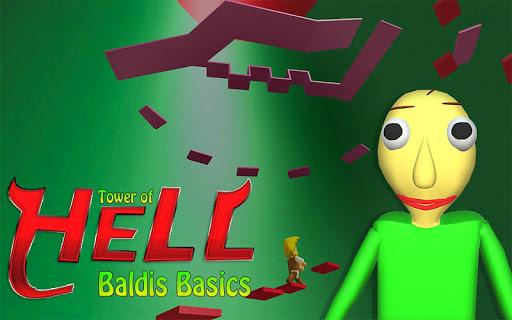 Baldi Classic Tower of Hell - Climb Adventure Game screenshots 6