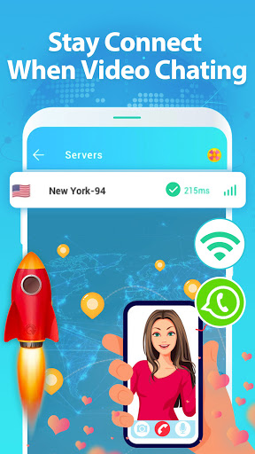 Bunny VPN Proxy - Free VPN Master with Fast Speed 1.2.9.313 Screenshots 3