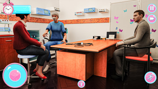 Virtual Pregnant Mother : Pregnant Mom Simulator 2 1.0.2 screenshots 4
