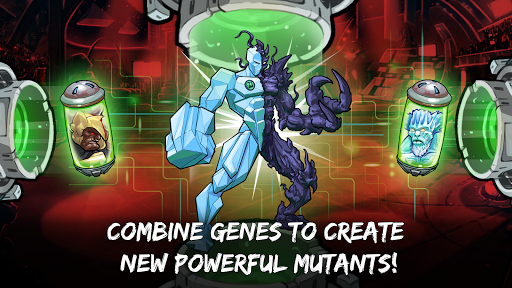 Mutants Genetic Gladiators 72.441.164675 screenshots 3