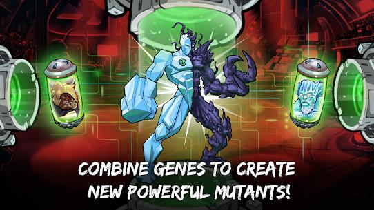 Descargar Mutants Genetic Gladiators APK (2021) {Último Android y IOS} 3