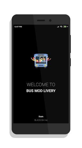 Bus Mod Livery Latest screenshots 1