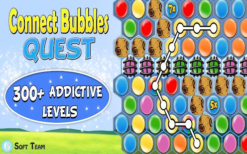 Connect Bubbles® Quest