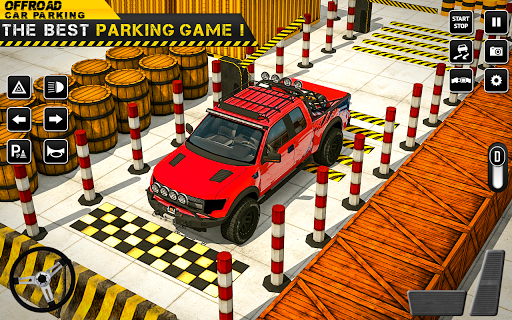 Car Driving Simulator 2020: Modern Car Parking 3d 1.4.1 screenshots 1