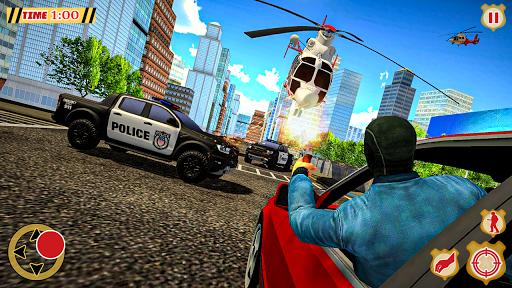 POLICE CRIME SIMULATOR: SUPERHERO GANGSTER KILL apkpoly screenshots 12