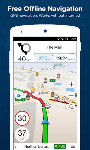 Navmii GPS World (Navfree) 3.7.18 Screenshots 1