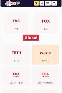 Canlı TV – Yasal TV izle Apk İndir 2