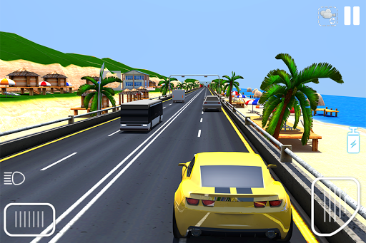 Highway Car Racing Game apktreat screenshots 2