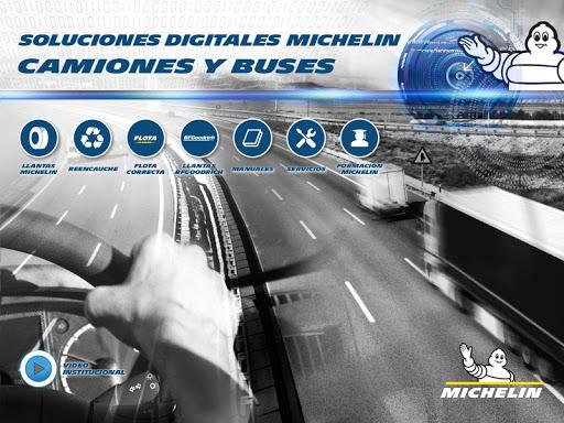 ofertas michelin - camiones y buses screenshot 1