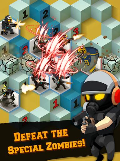 Zombie Sweeper: Seek and Strike Puzzle 1.2.103 screenshots 12