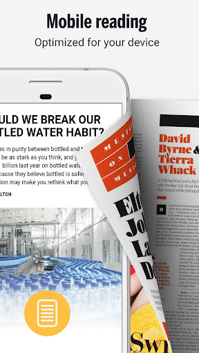Readly - Unlimited Magazine Reading  screenshots 4