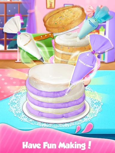 Ice Cream Cone Cake - Sweet Trendy Desserts 1.2 screenshots 1