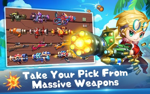 Bomb Masters Screenshot