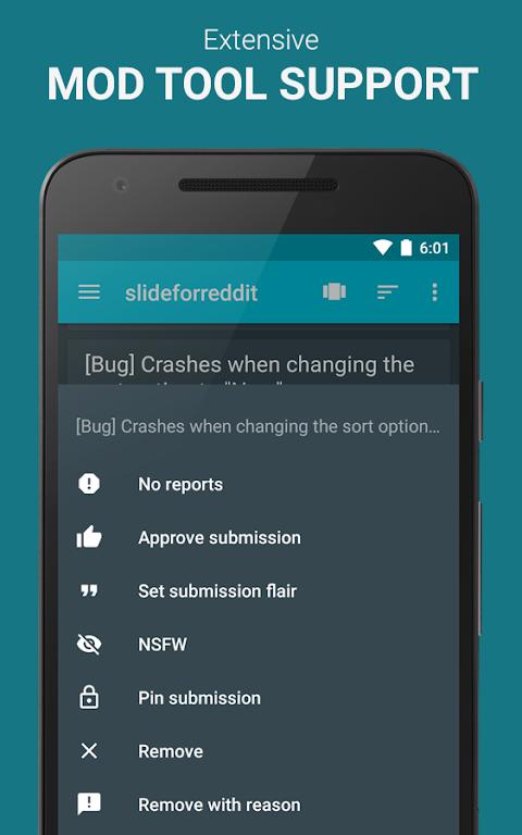 Slide for Reddit  poster 5