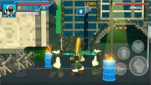 Block Wars Survival Games  screenshots 8