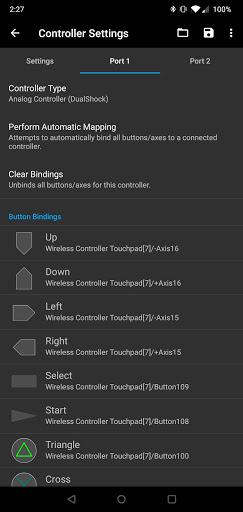 DuckStation android2mod screenshots 7