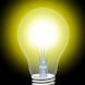 黄色点灯します。 - Androidアプリ