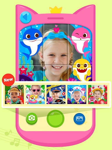 Pinkfong Baby Shark Phone 26.01 Screenshots 11