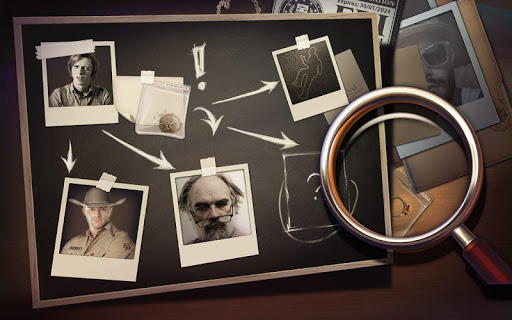 WTF Detective: Hidden Object Mystery Cases screenshots 1