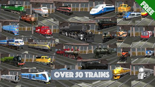 Train Sim  screenshots 1