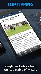 Timeform - Horse Racing Odds, Results, Tips & News Screenshot