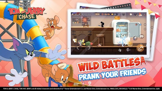Tom and Jerry: Chase Mod 5.3.25 Apk (Unlocked) 5