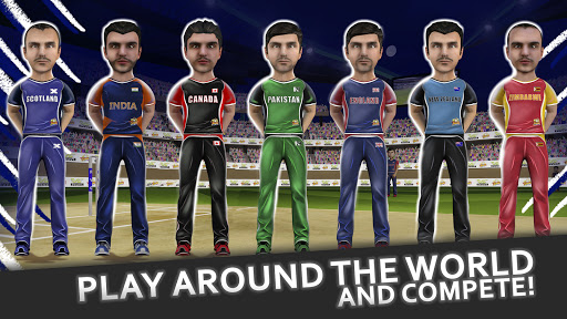 RVG Cricket Clash ud83cudfcf PVP Multiplayer Cricket Game 1.1 screenshots 7