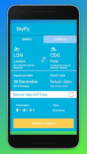 Cheap Flights Tickets Booking App – SkyFly 1.1.3 Mod + Data Download 1