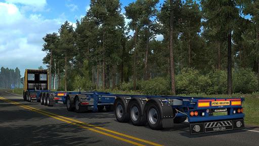 Euro Grand Truck Driving Simulator 2020 1.10 screenshots 1
