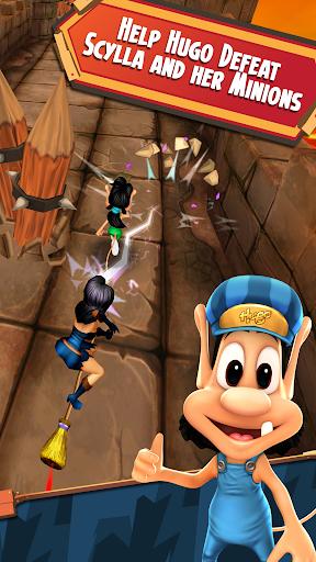 Hugo Troll Race 2: The Daring Rail Rush  screenshots 3