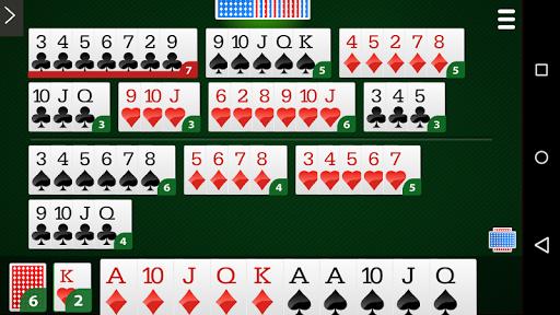 Card Games - Canasta, Burraco 103.1.39 screenshots 4