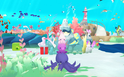 Abyssrium World: Tap Tap Fish android2mod screenshots 5