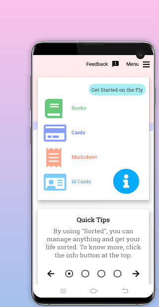 Sorted – Manage anything and get your life sorted.