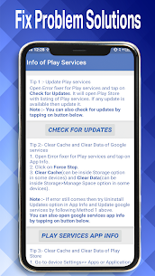 Play Services Update Info 2021    Play Store Info 6