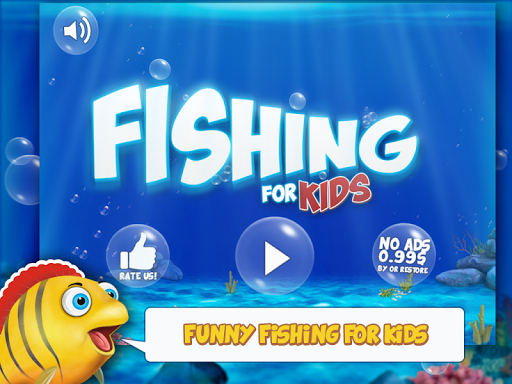 Fishing for kids and babies 1.6 screenshots 1