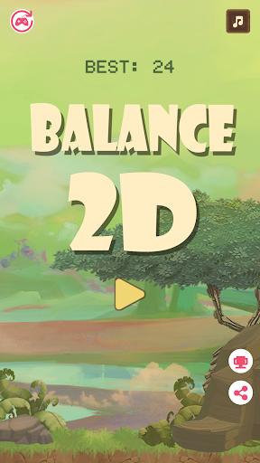 Balance 2D: Epic Balance Game  screenshots 1