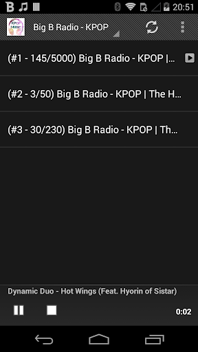 KPOP RADIO For PC Windows (7, 8, 10, 10X) & Mac Computer Image Number- 6