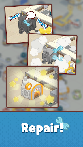 Idle Cake Tycoon - Hamster Bakery Simulator android2mod screenshots 3