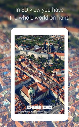 Mapy.cz - Cycling & Hiking offline maps 7.6.1 Screenshots 15