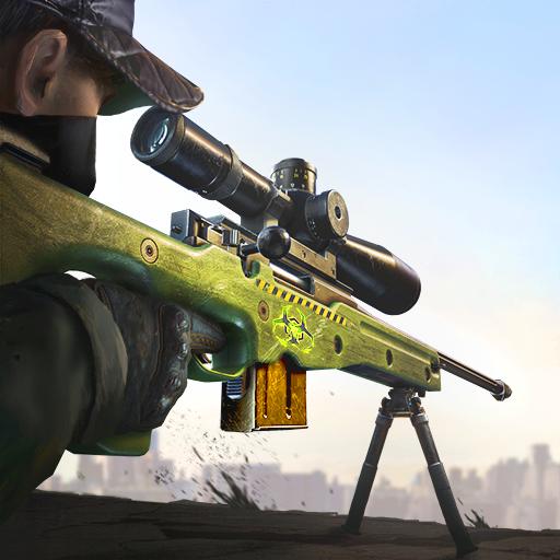 Sniper Zombies: Game Offline Shooting 2021