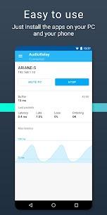 AudioRelay: Stream your PC audio on Wifi or USB (PREMIUM) 0.9.4 Apk 2