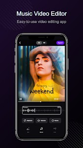 Vieka - Video editor with Music & Editing Apps 1.8.2