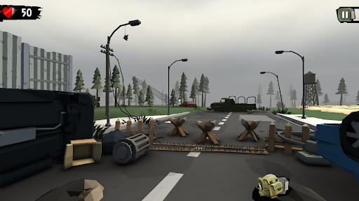 The Walking Zombie 2: Zombie shooter 3.5.3 screenshots 13